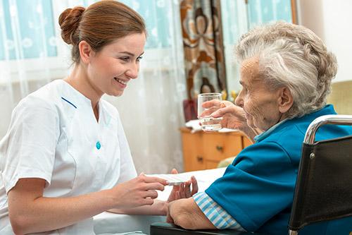 Demenz Betreuung